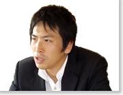 片岡 達矢氏写真